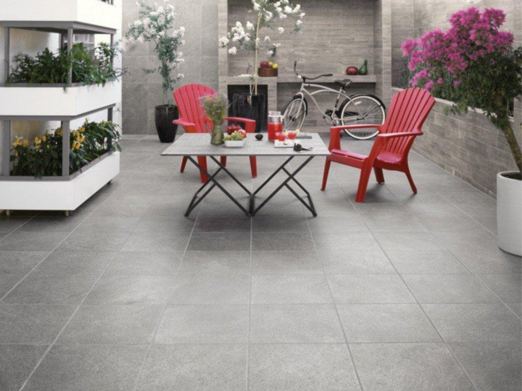 Propuestas para los pisos exteriores hogar for Pisos para patios exteriores