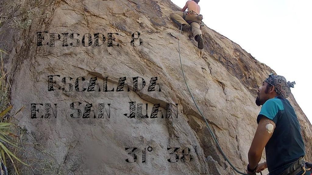 Trekking, senderismo y escalada