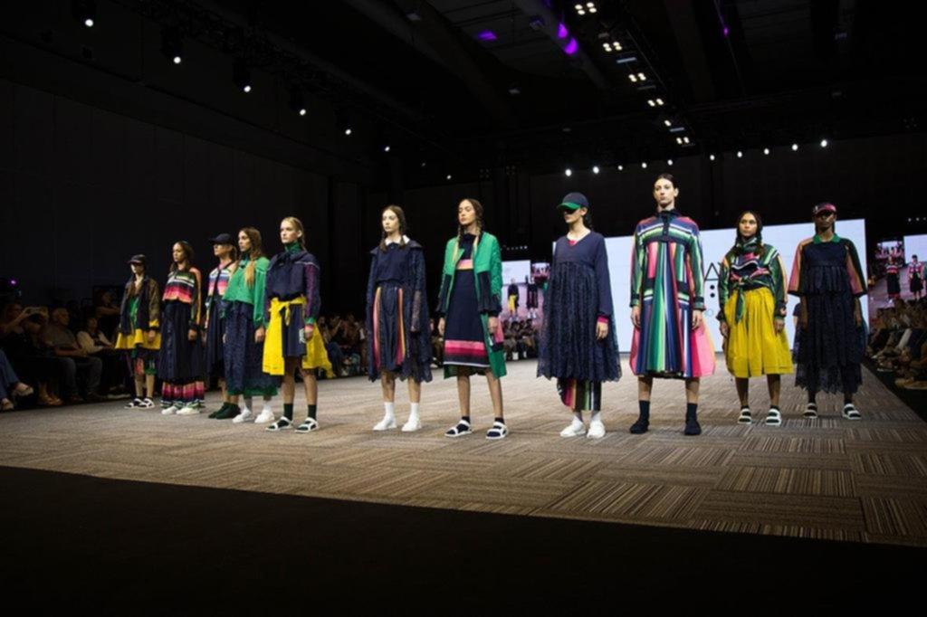 La BA Semana de la Moda se vistió de verde