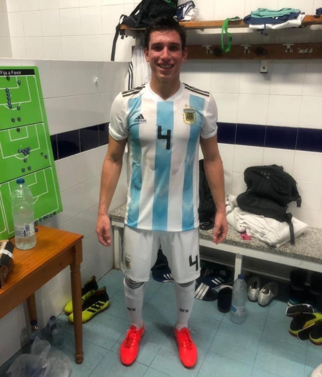La Sub 23 ante Bolivia con presencia pincharrata