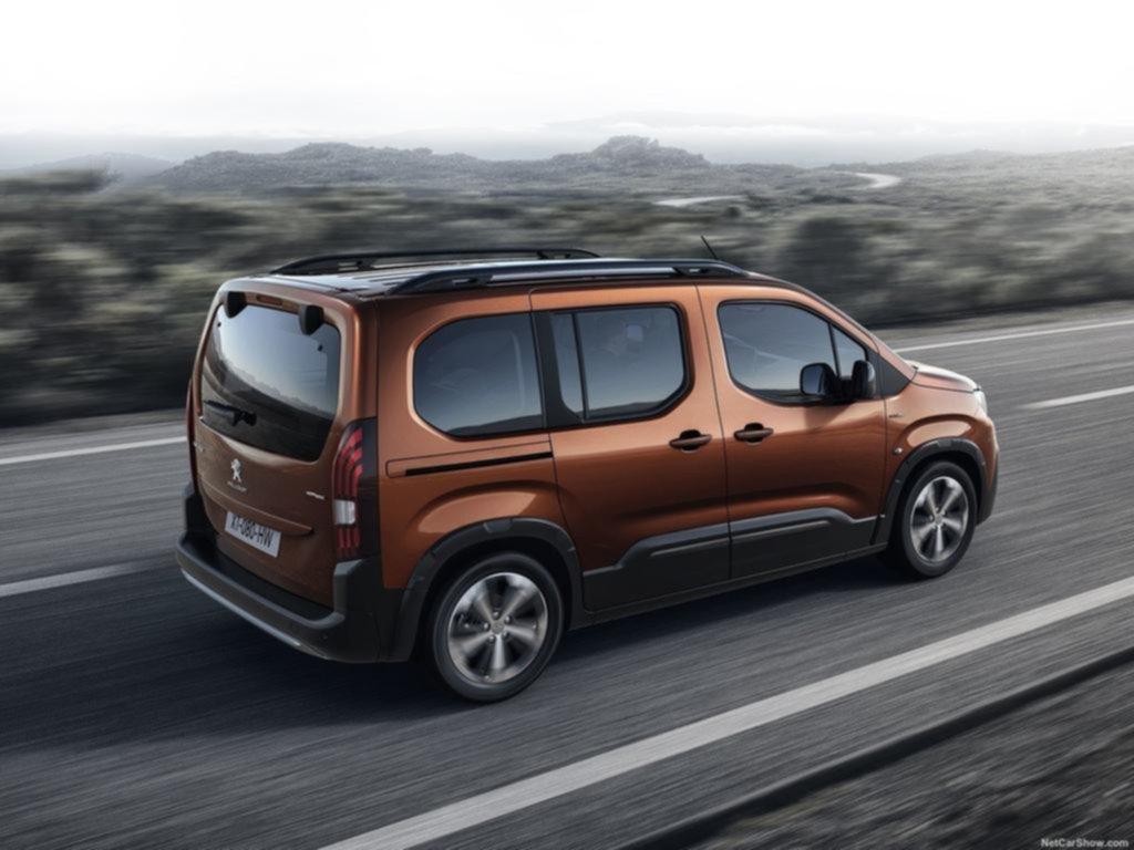 Peugeot Rifter, el mejor aliado para combinar ocio y negocio