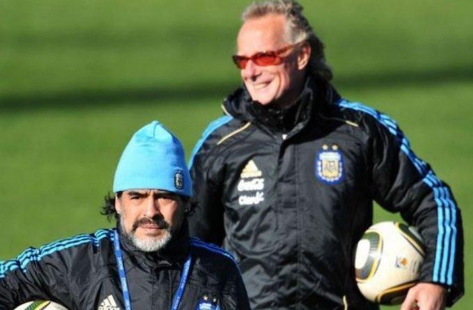 """""""La gente va a llenar las canchas para verlo a Diego"""""""