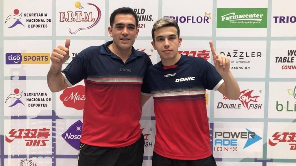 Horacio Cifuentes campeón Panamericano de Tenis de Mesa