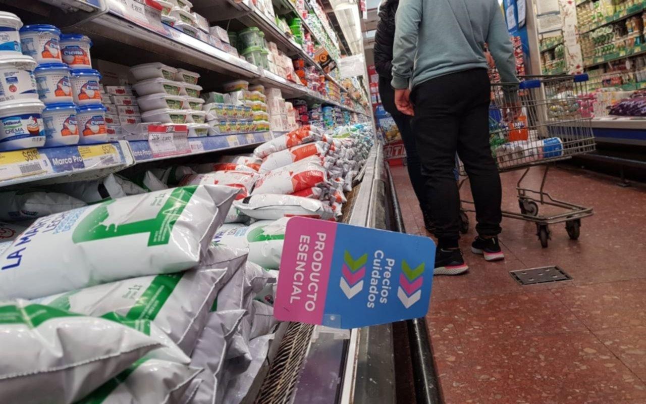 Anunciaron la nueva lista de Precios Cuidados, con 553 productos y un aumento promedio de 4,66%