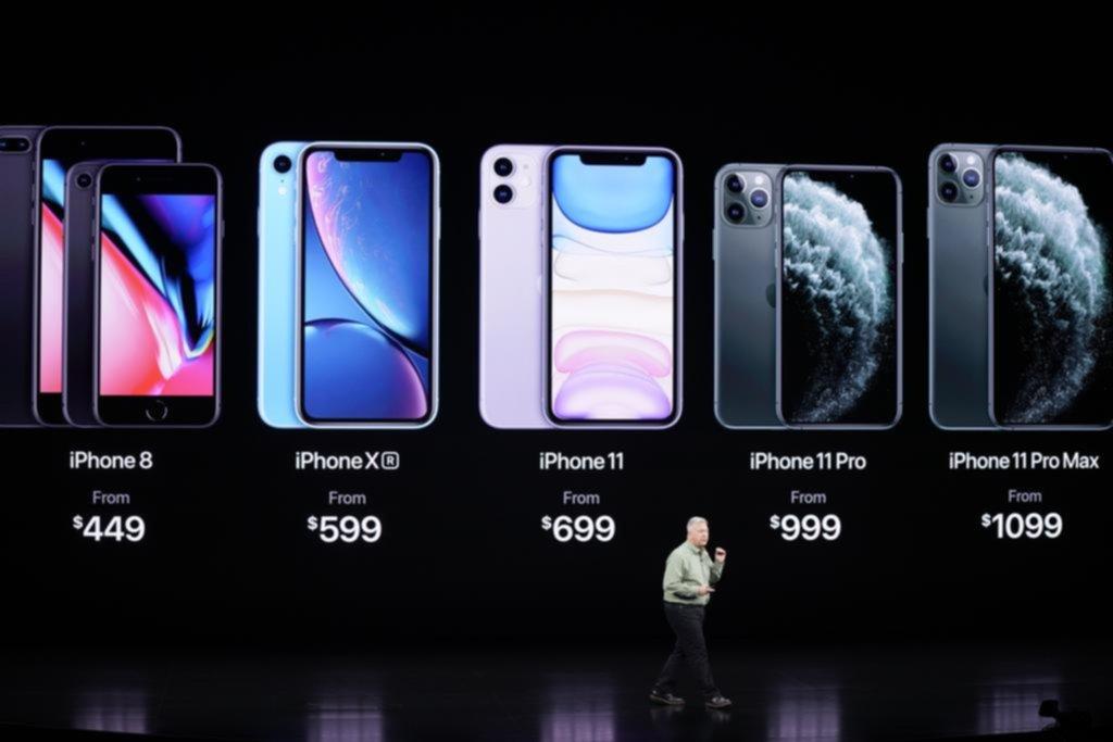 Apple presentó sus nuevas joyas, los iPhone 11 y Pro Max, junto al lanzamiento de TV+