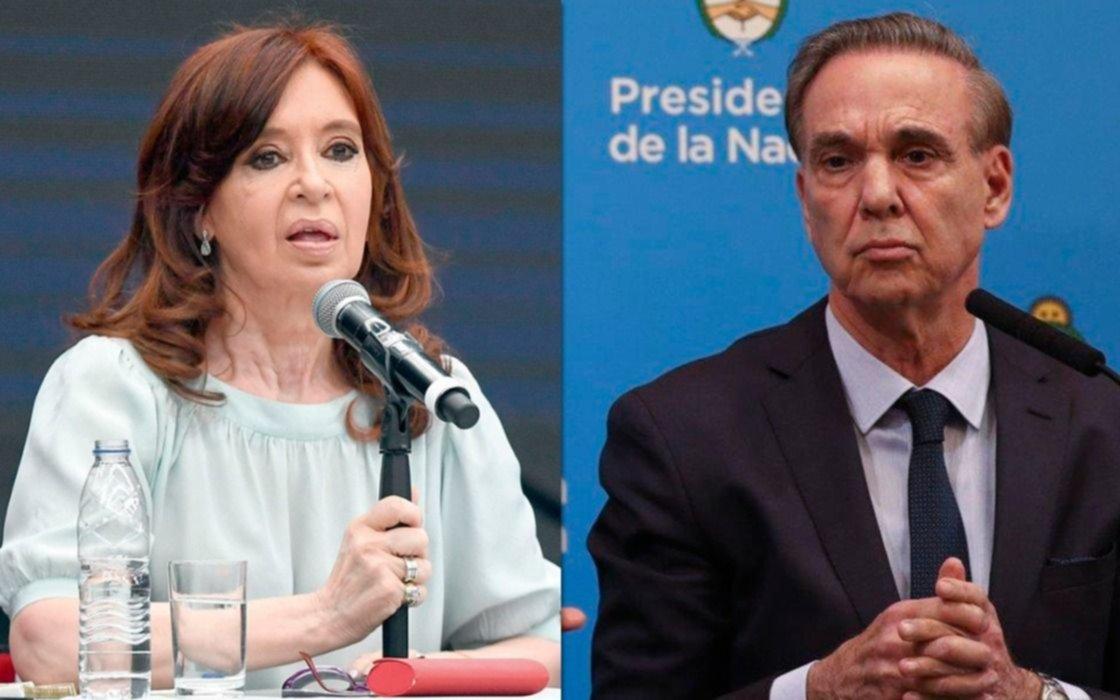 Pichetto pidió ante la Cámara Electoral para que habilite el debate con Cristina