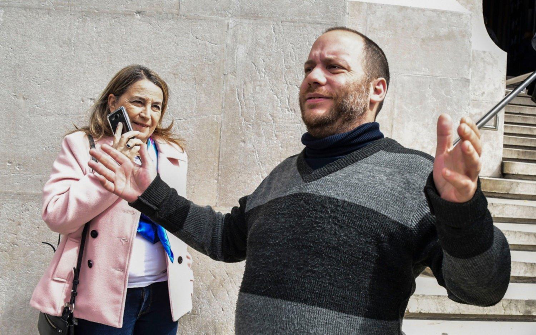 El periodista Lucas Carrasco fue condenado a nueve años de prisión por abuso sexual