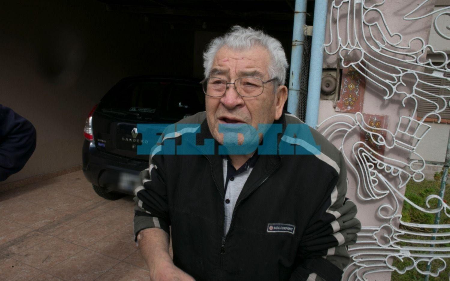 San Carlos: golpearon brutalmente a un jubilado de 86 años para robarle en su casa