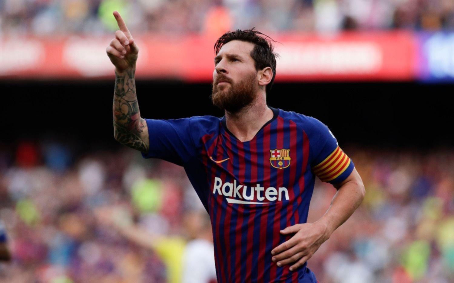 """""""No sé si Barcelona hizo todo lo posible para que volviera Neymar"""", cuestionó Messi"""