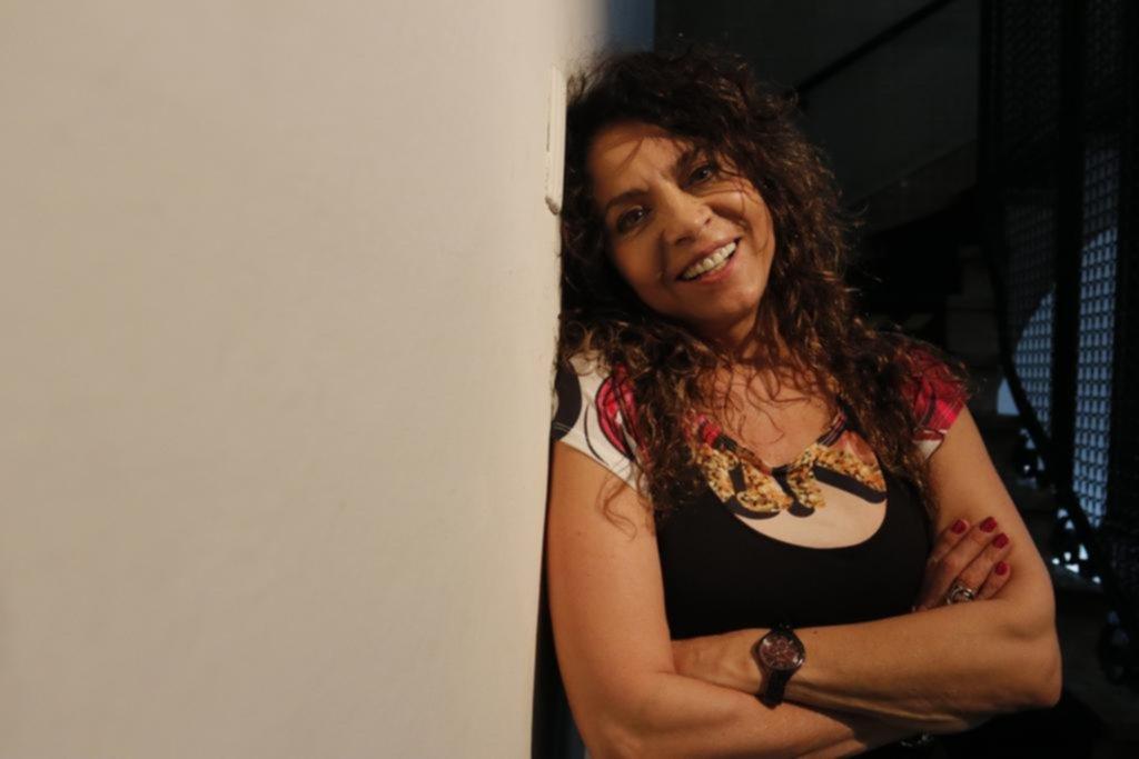 """Patricia Sosa: """"El arte es la imperfección, tiene que ser así"""""""