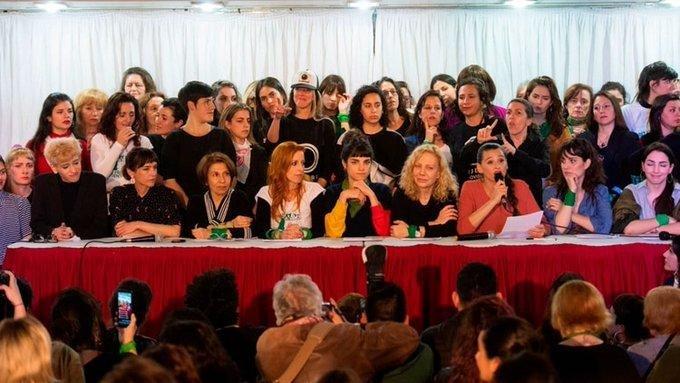 Actrices denunciaron por acoso sexual a un ex director del Centro Cultural San Martín