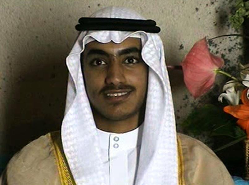 Trump anunció la muerte de uno de los hijos de Bin Laden