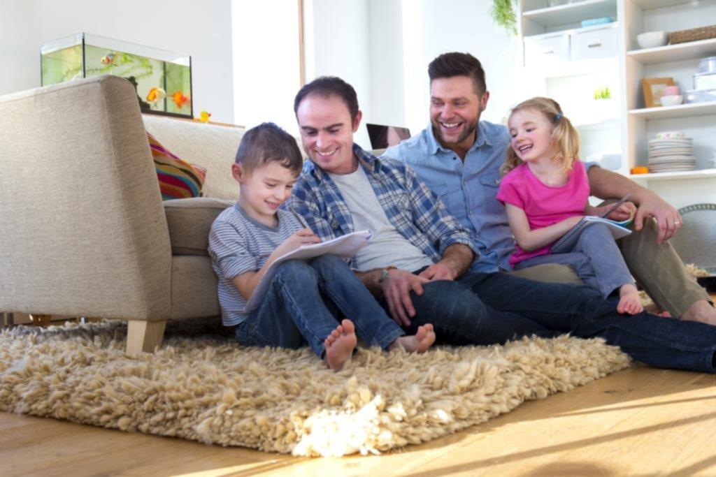 Lo que importa en la familia son los roles y no quiénes la compongan