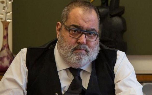 Jorge Lanata fue internado esta noche por un cuadro de hipertensión