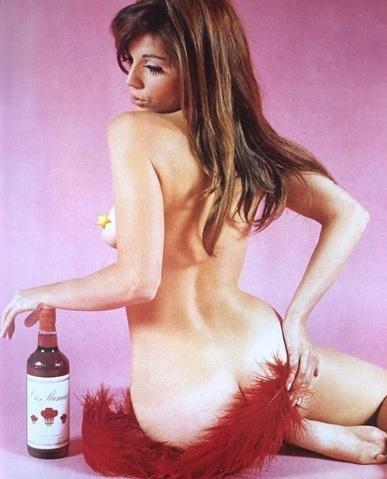 Destape retro: Susana, desnuda, en una foto inédita de los '70
