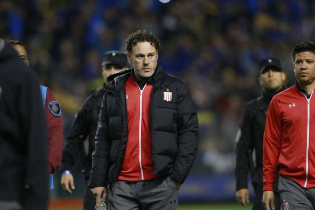 """""""Siento que el equipo puede jugar mucho mejor que contra Boca"""""""