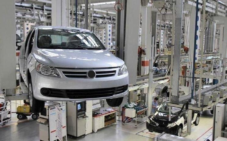 Aunque subió el último mes, la producción fabril cayó 6,1% interanual en julio, según la UIA