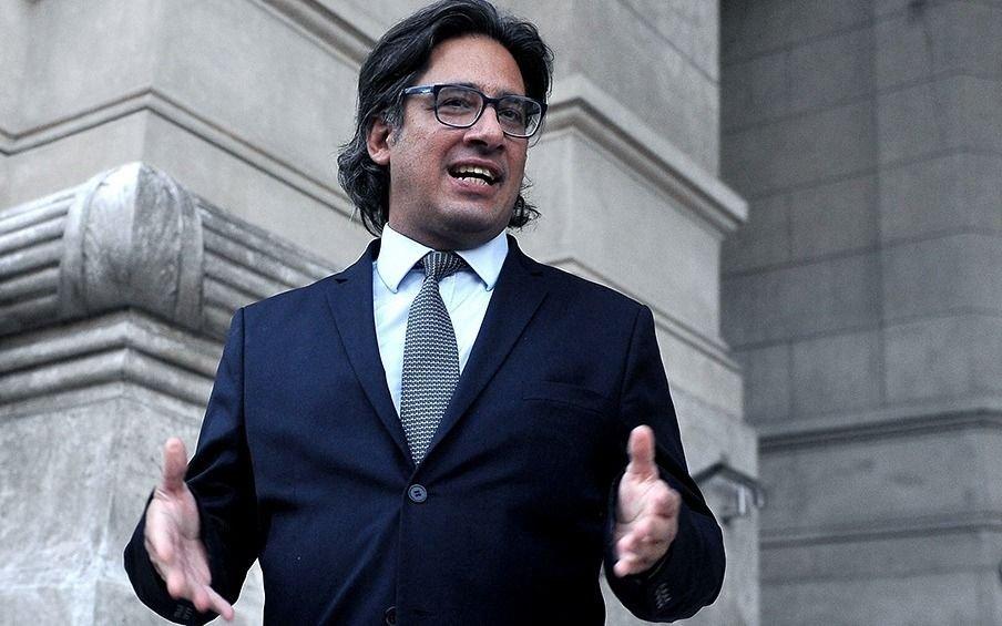"""Garavano afirmó que """"claramente hay una utilización política de la protesta social"""""""