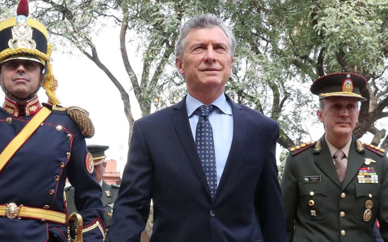 """Macri y un mensaje de campaña en twitter: """"#SiSePuede"""""""