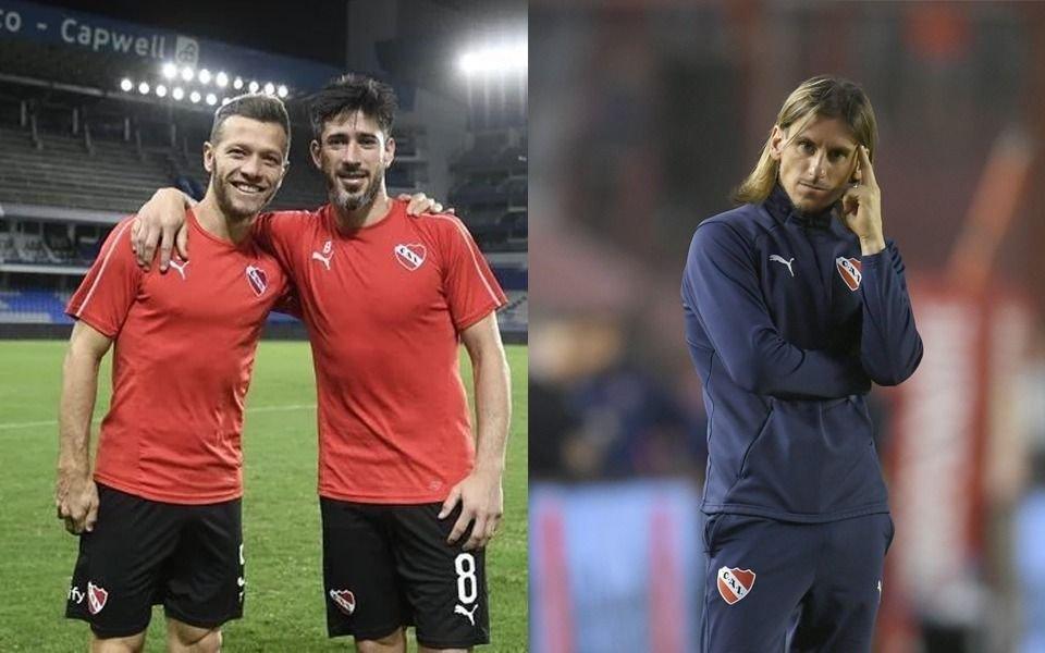 El vestuario del Rojo es un infierno: Beccacece se enojó y marginará a Pablo Pérez y Domingo