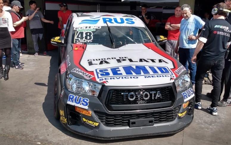 Leandro Mulet terminó décimo en el Roberto Mouras