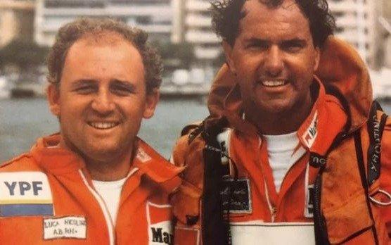 Fallecieron dos amigos de Daniel Scioli en un accidente de lancha en Italia
