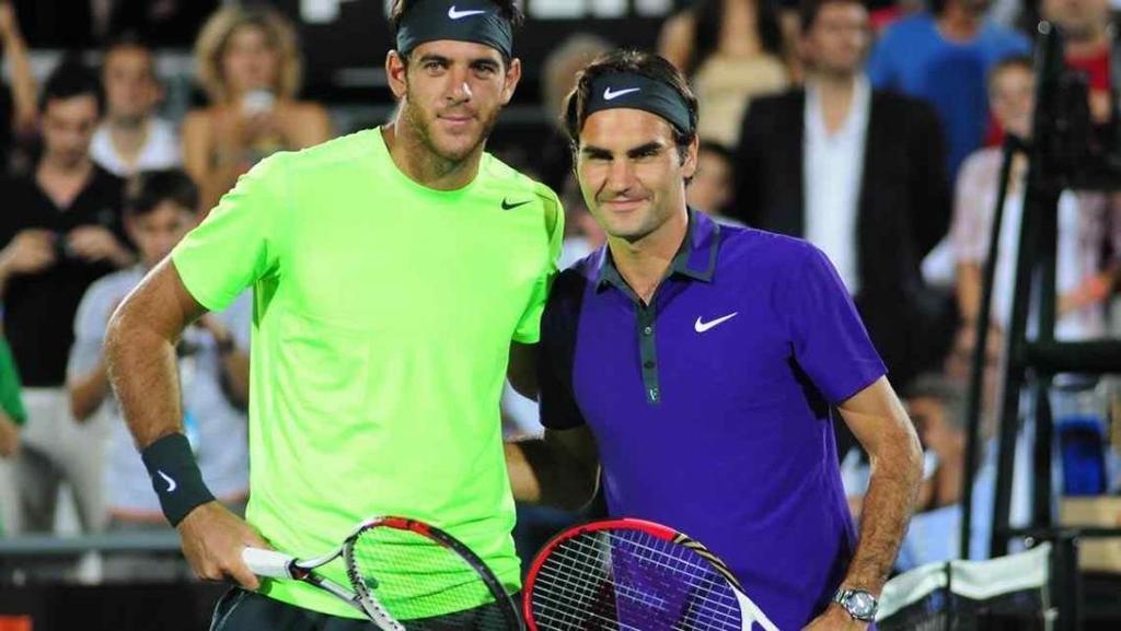 Del Potro anunció que volverá a jugar en Argentina contra Roger Federer