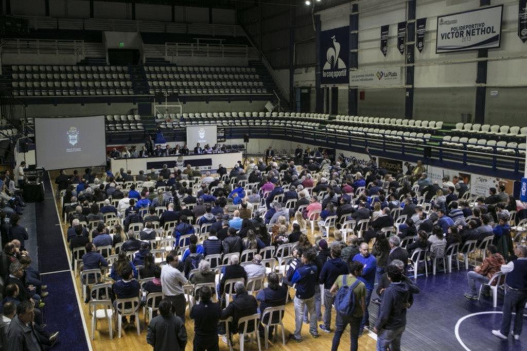 Tambalea la unidad política en Gimnasia y uno de los candidatos se cortaría solo