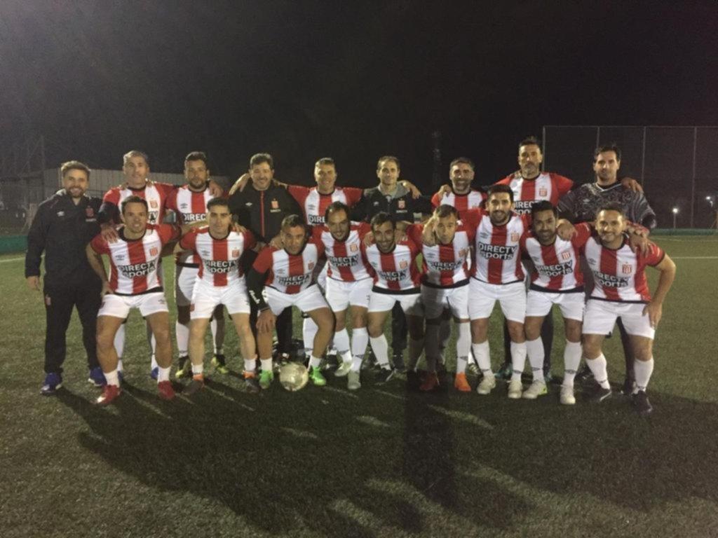 Vibrante empate del Senior+36 frente a San Lorenzo