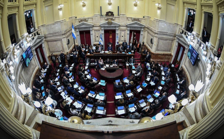 Es ley la Emergencia Alimentaria: el Senado la aprobó por unanimidad