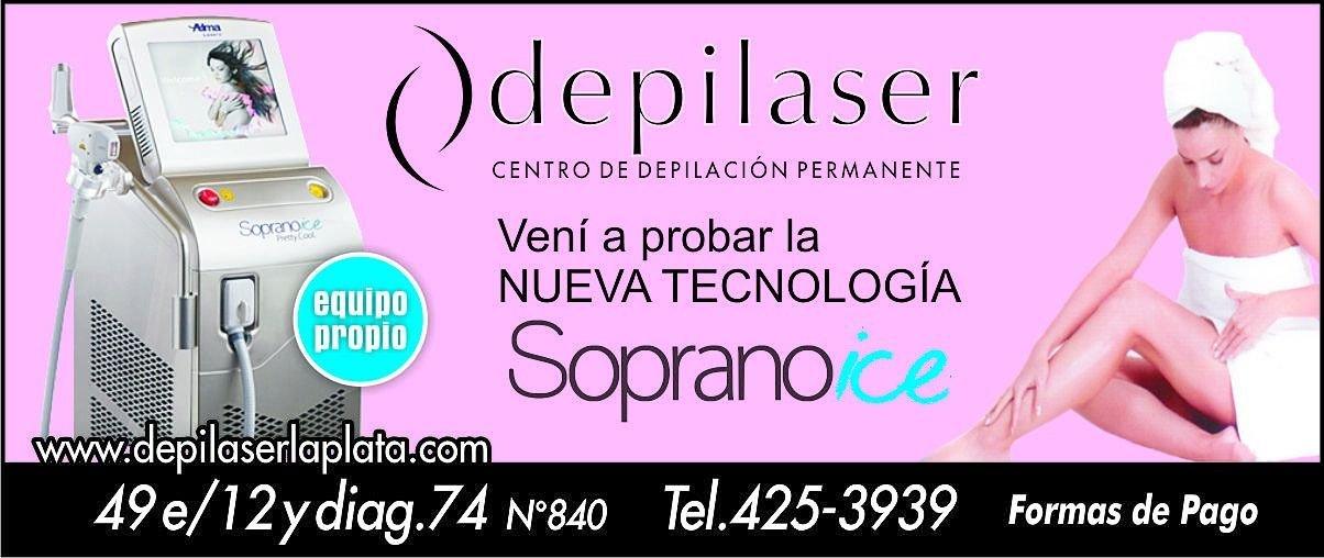 ¿Ya conocés la tecnología Soprano Ice para depilación?