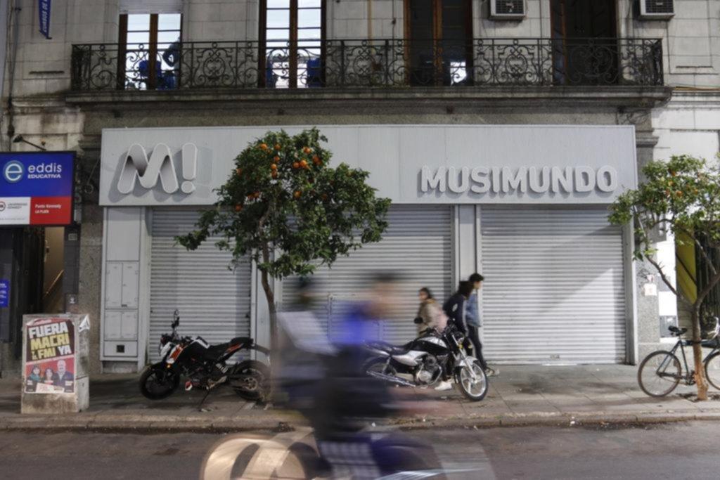 Tras más de dos décadas en la Ciudad, Musimundo cerró sus dos sucursales
