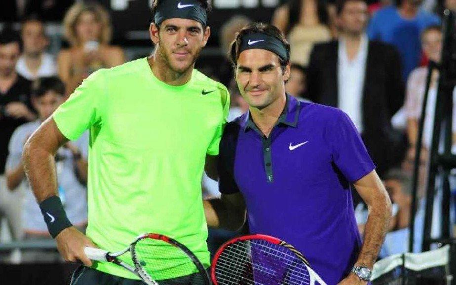 Además de verlo jugar se puede cenar con Federer: ¿Cuánto sale?
