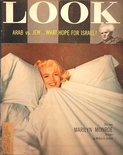 Subastan fotos de la sesión de Marilyn en la cama y la cámara del afortunado fotógrafo
