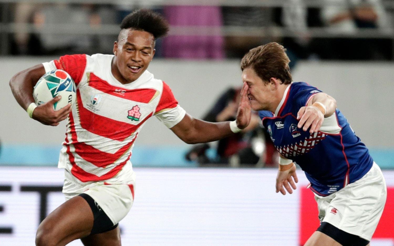 EL DIA en Japón.- Arrancó el Mundial de Rugby con victoria de los dueños de casa