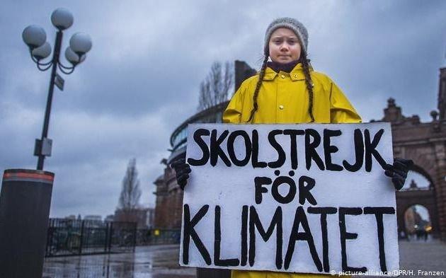 Quién es Greta Thunberg, la joven apasionada en guerra contra el cambio climático