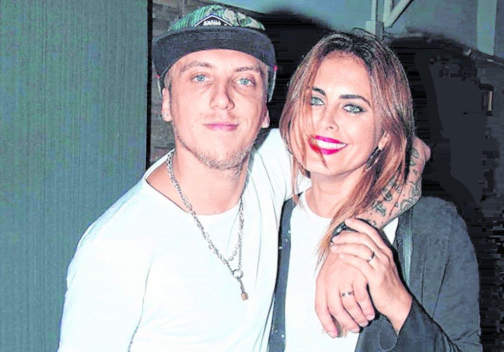 El Polaco: el cantante está molesto por los dichos de su ex, Silvina Luna