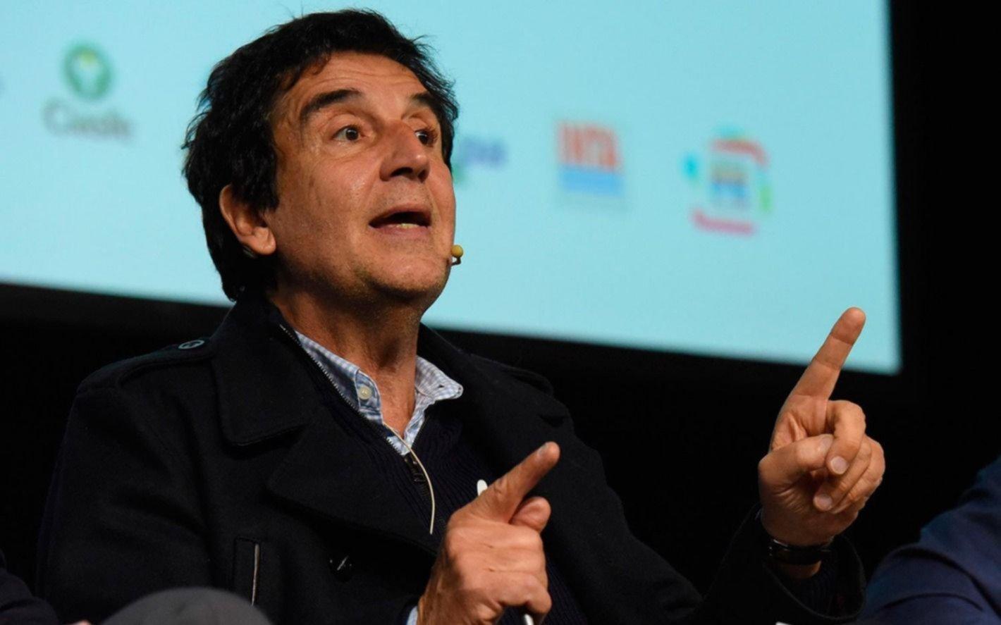 """Melconian insistió en que Alberto Fernández """"no le pidió"""" ningún plan económico"""