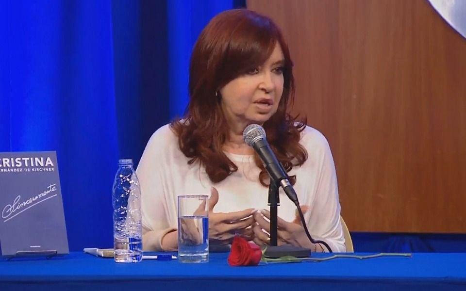 """Cristina Kirchner: """"Habrá que discutir la formación de precios y márgenes de ganancias"""""""