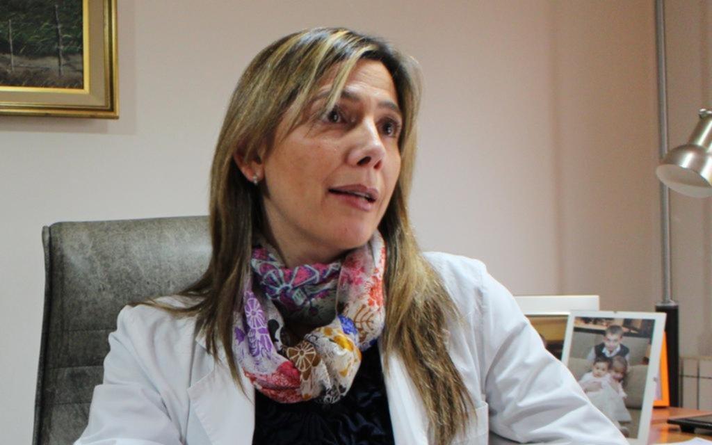 """""""Estamos preparándonos para ofrecerlo también a pacientes argentinos"""""""
