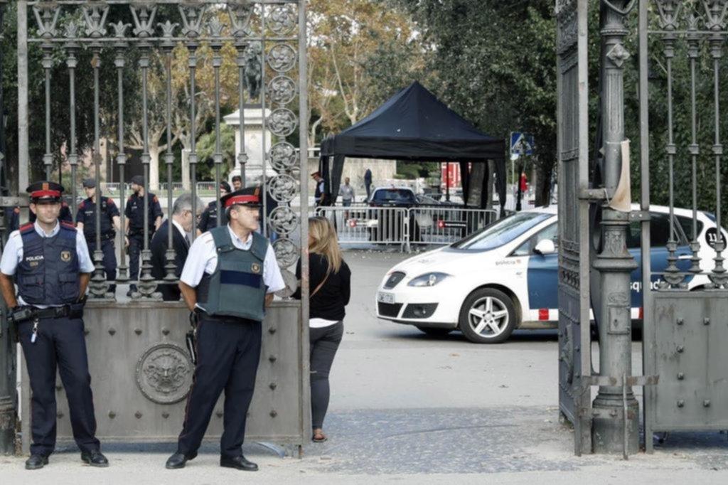 Barcelona: acusan a un argentino de dejar morir a su pareja
