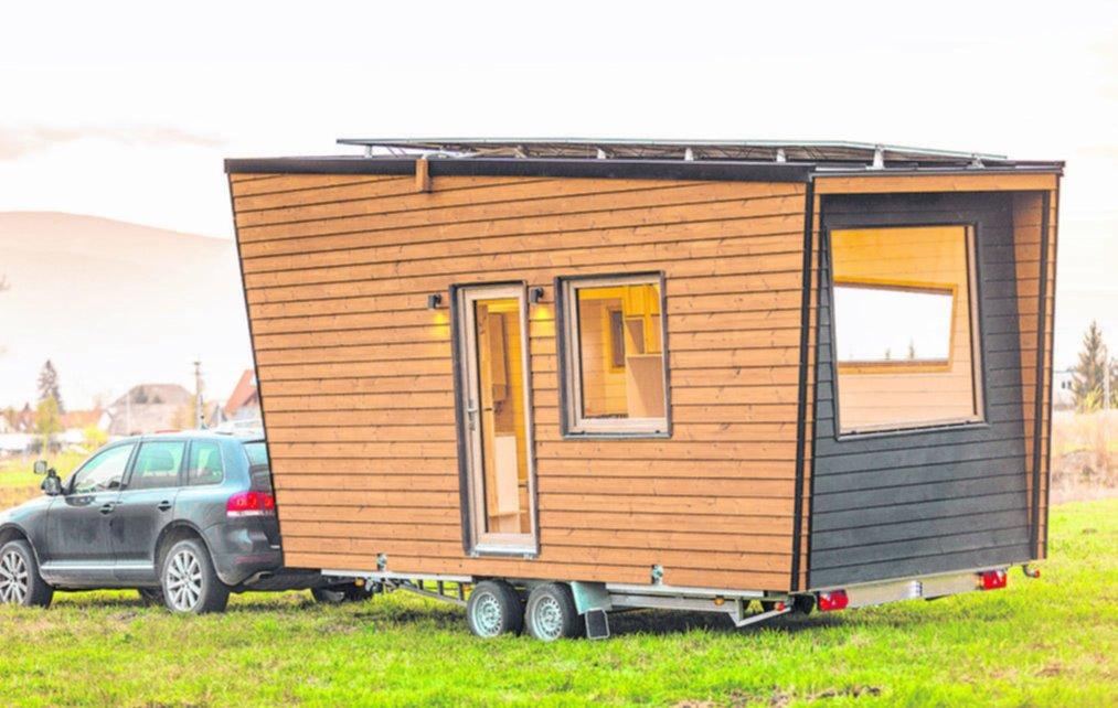 Tiny houses, mini casas para una vida despojada