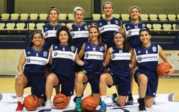 El plantel de básquet femenino de Gimnasia disputará un amistoso internacional