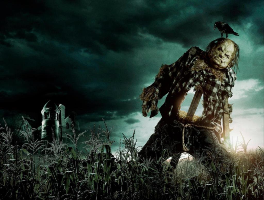 """""""Historias de miedo para contar en la oscuridad"""": el libro que fascinó a Del Toro"""