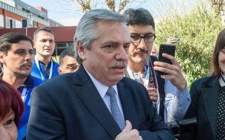 Alberto Fernández quiere negociar la deuda