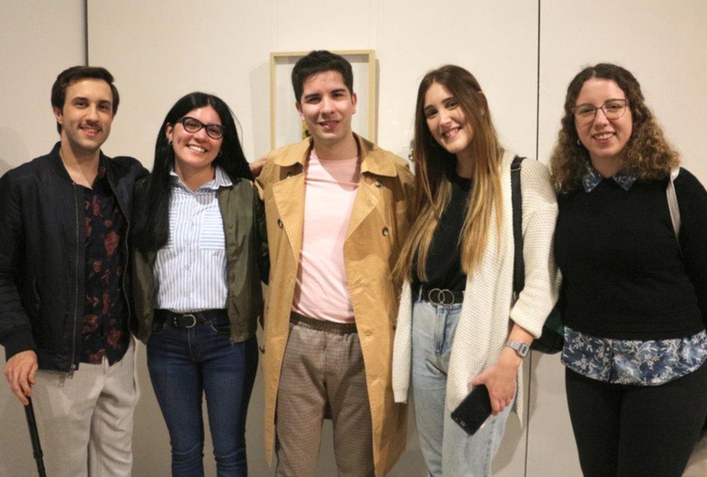 Exposición colectiva en el Museo de Bellas Artes