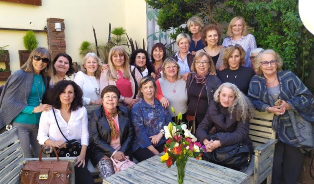 Un reencuentro especial y lleno de recuerdos