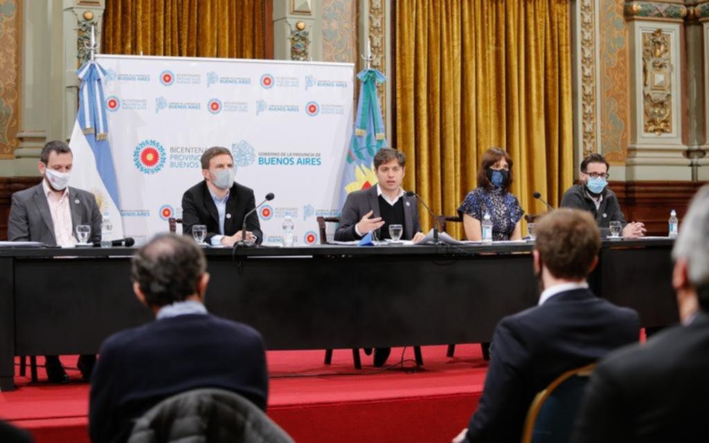 Provincia lanza un plan de reactivación para la pospandemia de $287 mil millones