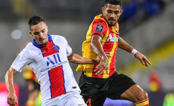 PSG, con equipo alternativo en su debut, cayó ante Lens en la Liga 1 del fútbol francés - Deportes