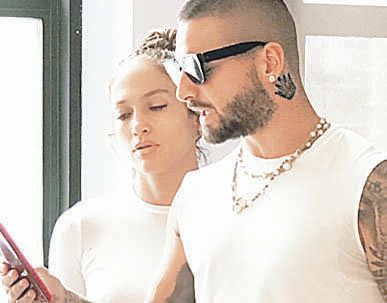 Maluma debuta en cines junto a Jennifer López
